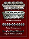 Viper Performance Enhancement Kits - Viper Cylinder Heads, Rocker Arm Assembly, Viper Camshaft