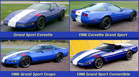 The Read for Corvette Speed-C4 Corvette 1984 to 1996 - Rolling Thunderz