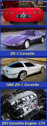 The Read for Corvette Speed-C4 Corvette 1984 to 1996