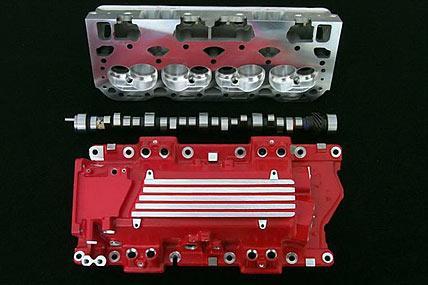 Corvette C4 LT4 Cylinder Heads